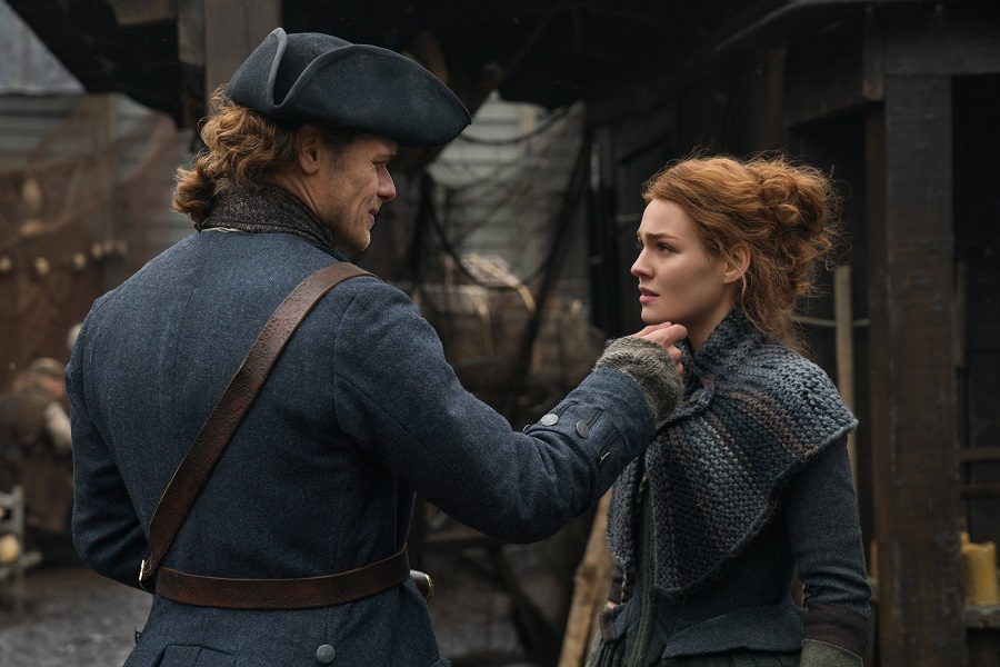 Fans First: My Love of Outlander