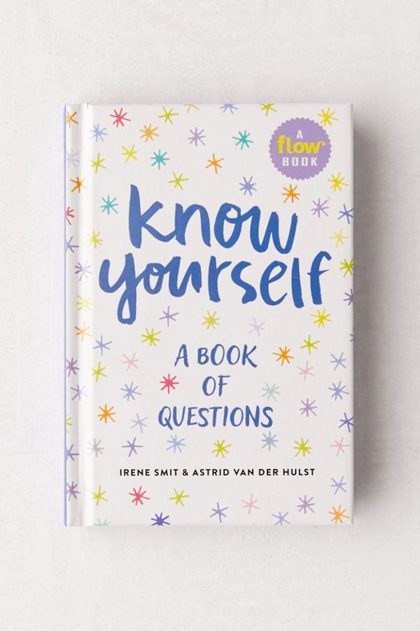 Image result for know yourself a book of questions