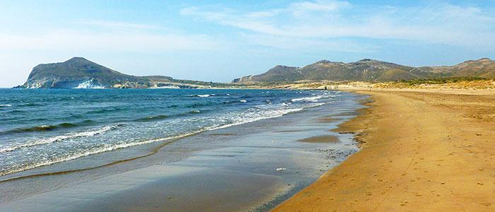Playa De Los Genoveses (Costa de Almería)