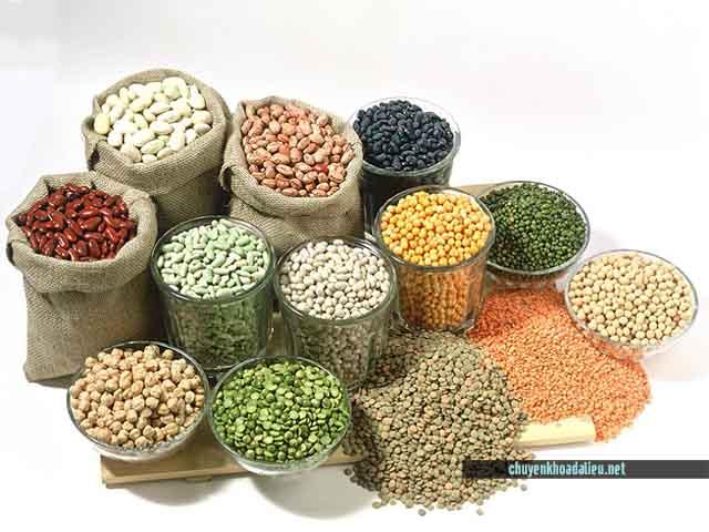 người bị viêm da cơ địa nên ăn nhiều ngũ cốc