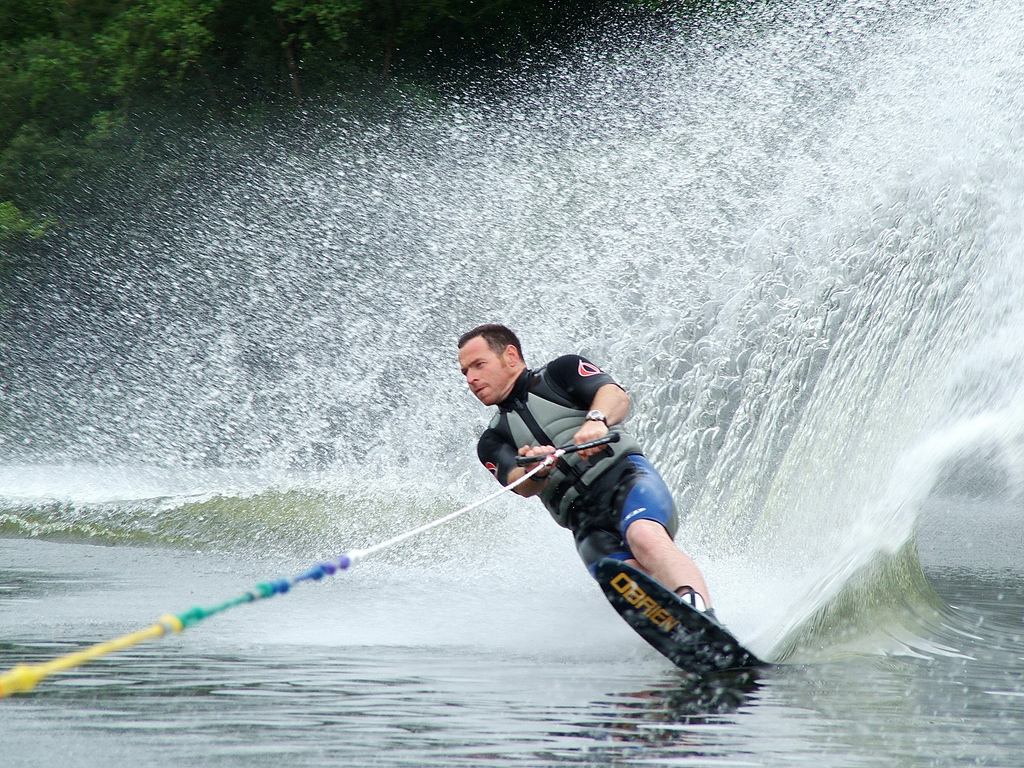 Image result for water skiing