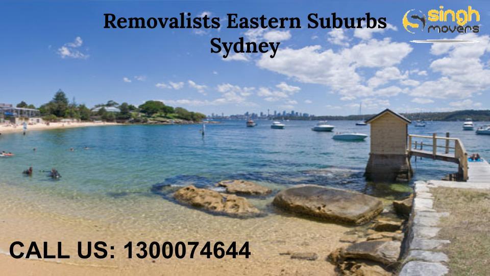 Removalists Eastern Suburbs Sydney