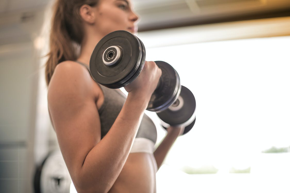 Debunking The 4 Myths About Weightlifting For Women