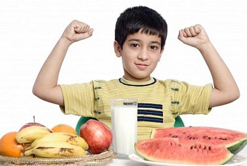 Dinh dưỡng đầy đủ cho trẻ từ 3-6 tuổi