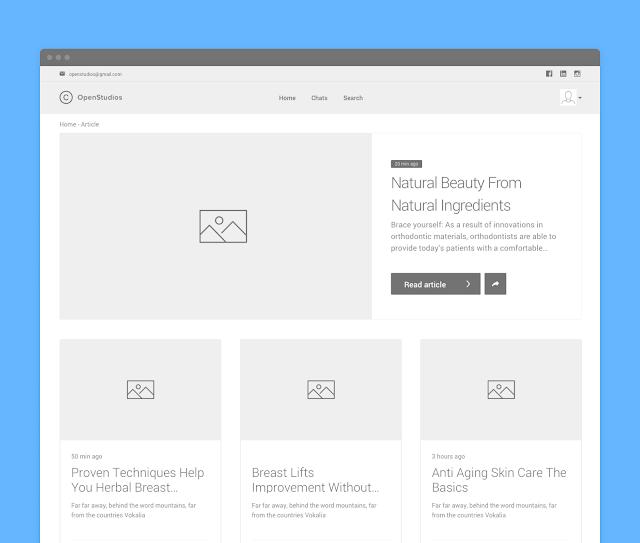 Website Design Cost Components