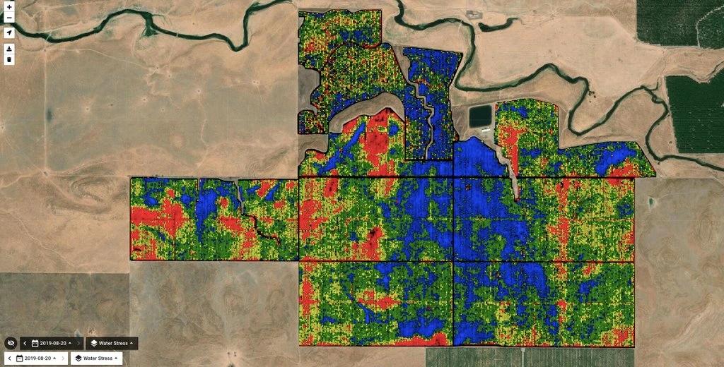 agricultura de precisão no mato grosso