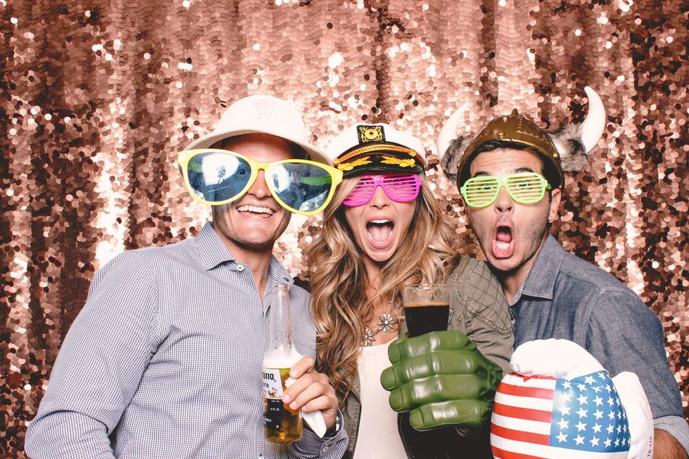Photo booth props in Melbourne for hire