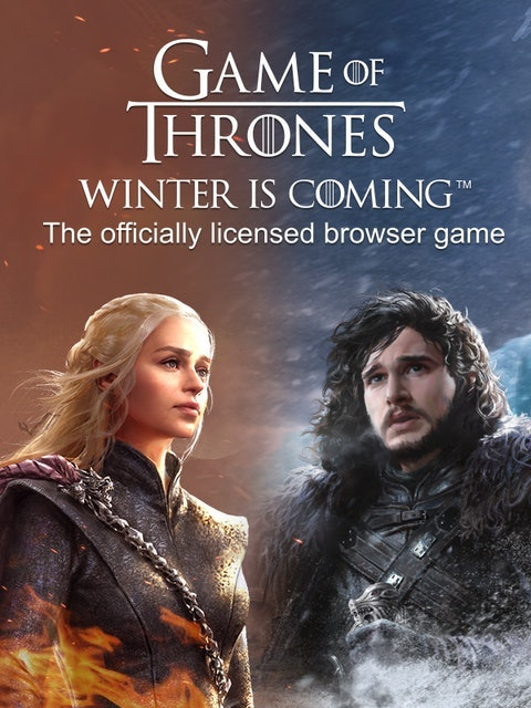 8. Game Of Thrones Winter Is Coming