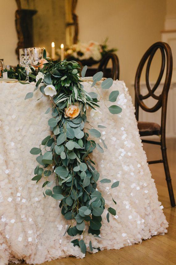 блестки свадебный стиль 2