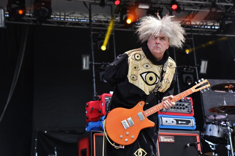 Melvins ปล่อยซิงเกิ้ลใหม่ The Great Good Place จากอัลบั้มใหม่ Working With God 2