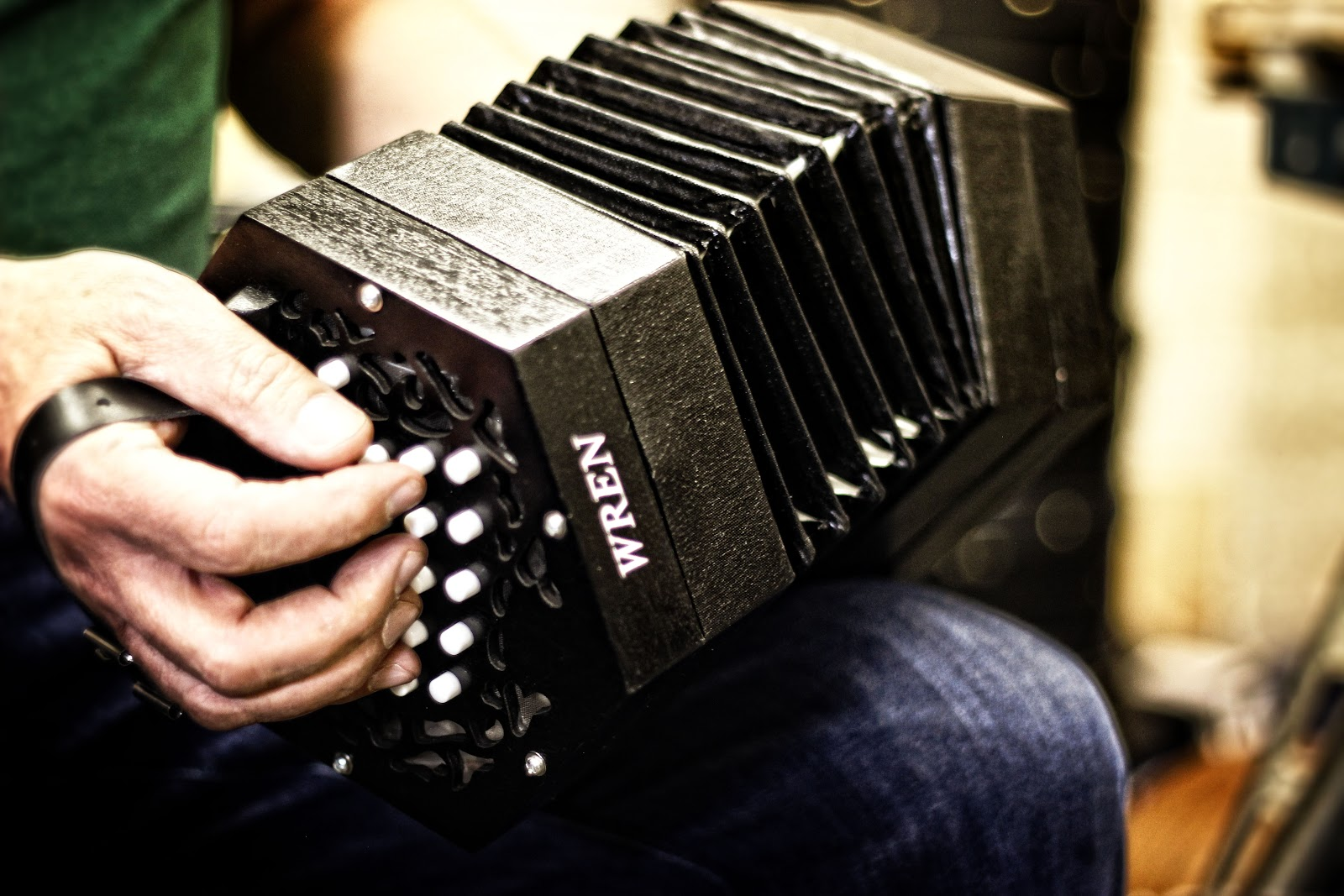 The Wren 2 concertina is the best beginner concertina on the market.