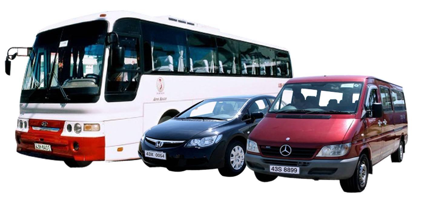 Kết quả hình ảnh cho dịch vụ xe du lịch