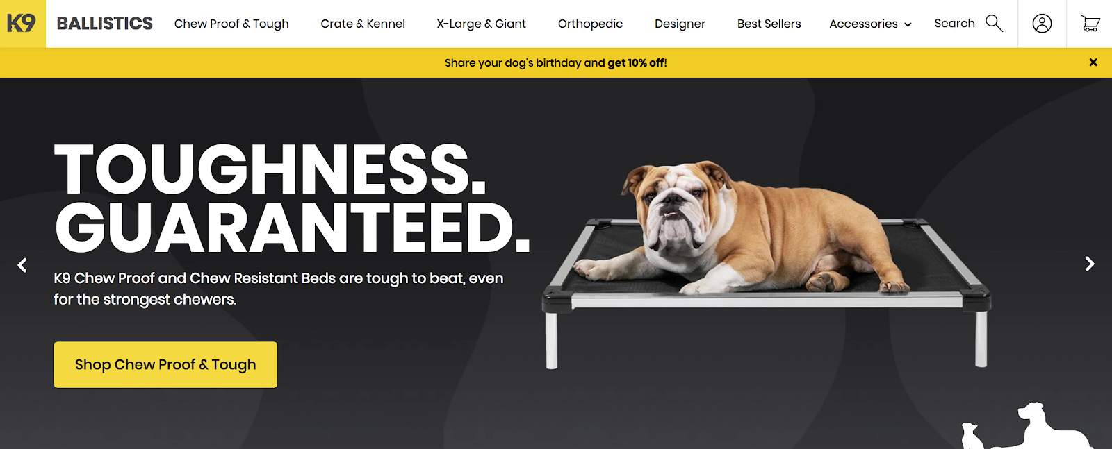 Pet Brand looking for Influencers - K9 Ballistics