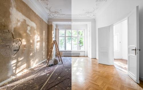 mājokļa remonts