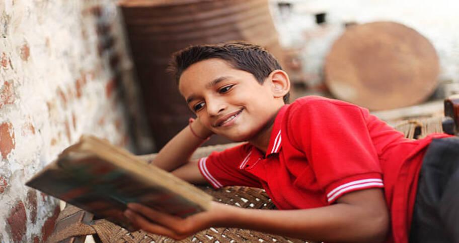 Encourage reading for pleasure