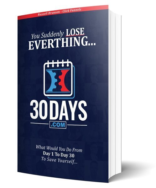 30 Days Dot Com Book