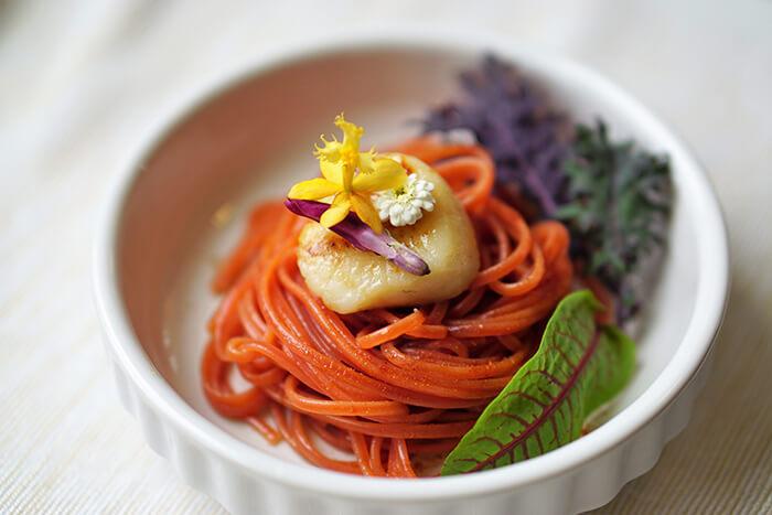 鮮甜又有自然營養,很適和輕食料理搭配。