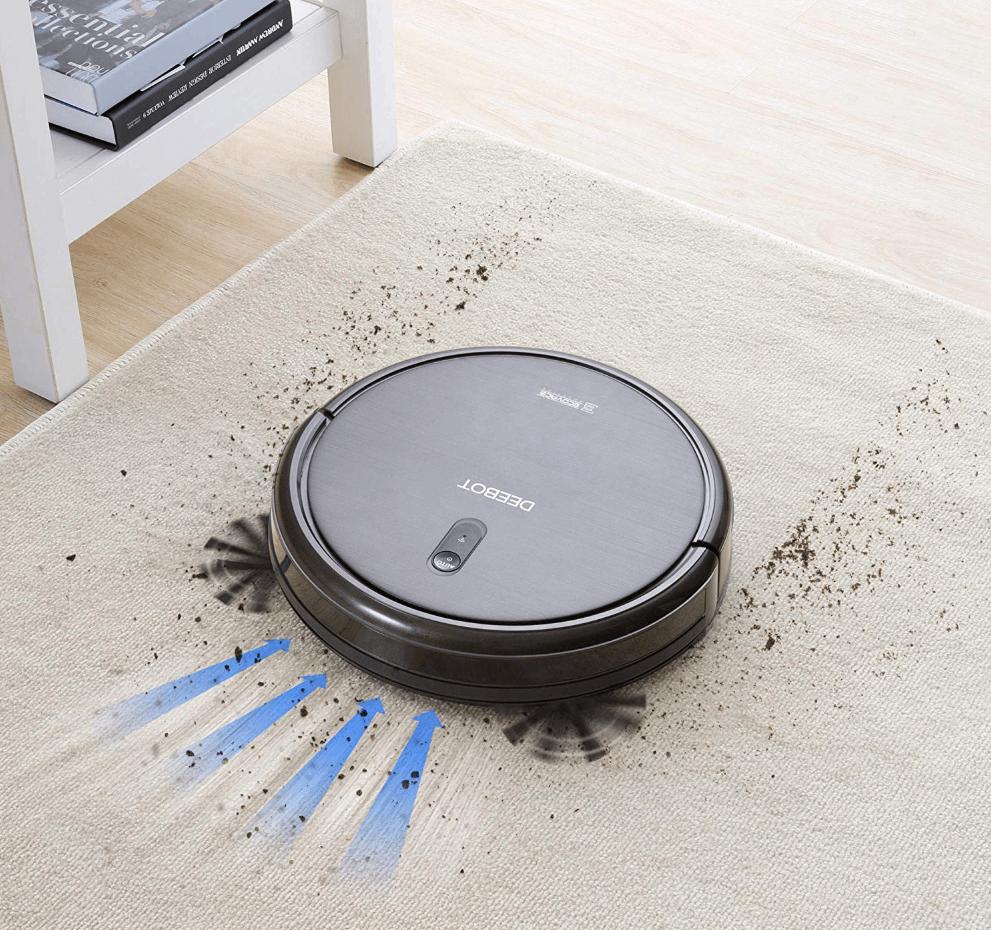 Best Robot Vacuum on Amazon Is on Sale - Amazon Daily Deals