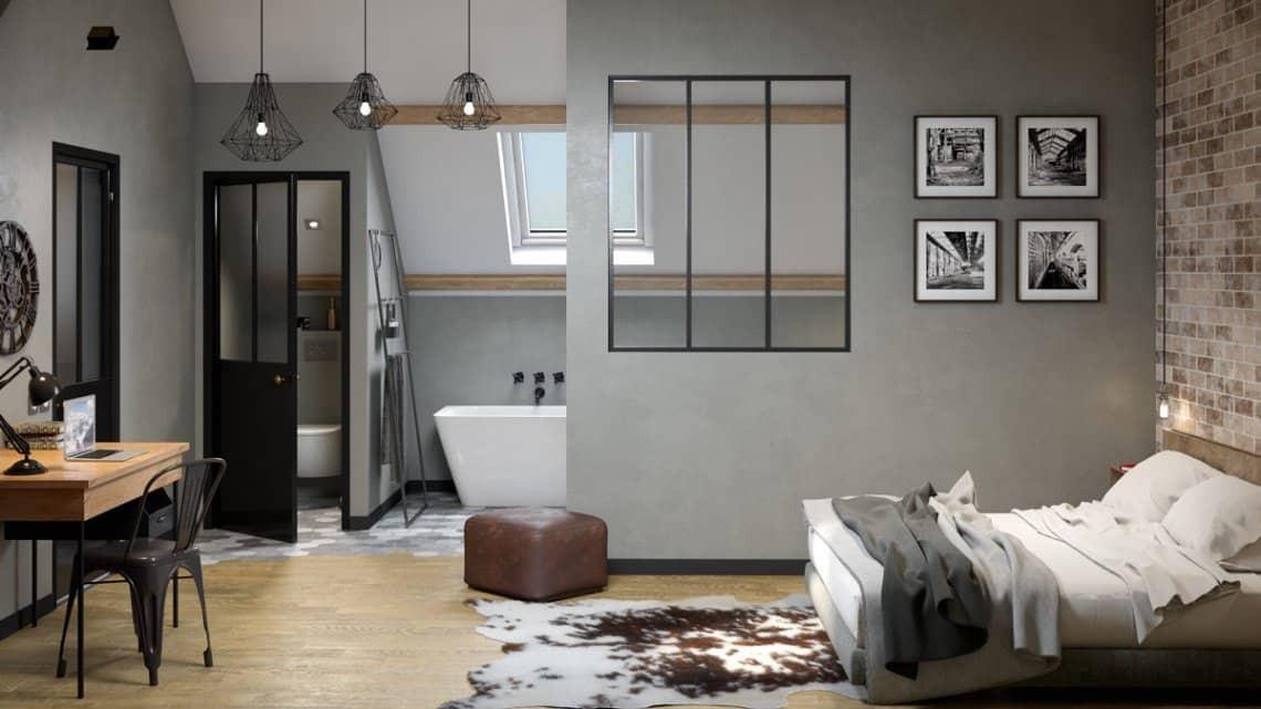 Une image contenant intérieur, mur, plancher, pièce  Description générée automatiquement