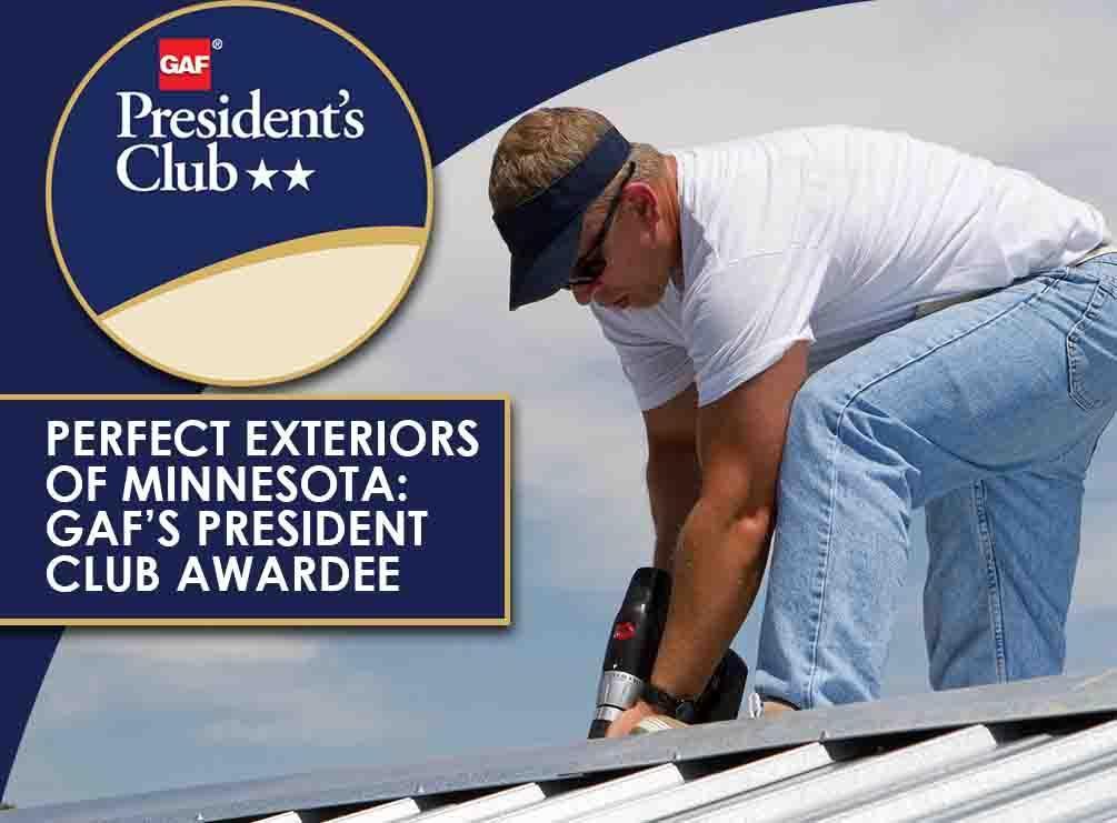 GAF's President Club Awardee