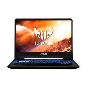 Фотография Игровой ноутбук Asus FX505DT-HN536T Black (90NR02D2-M13430) №1