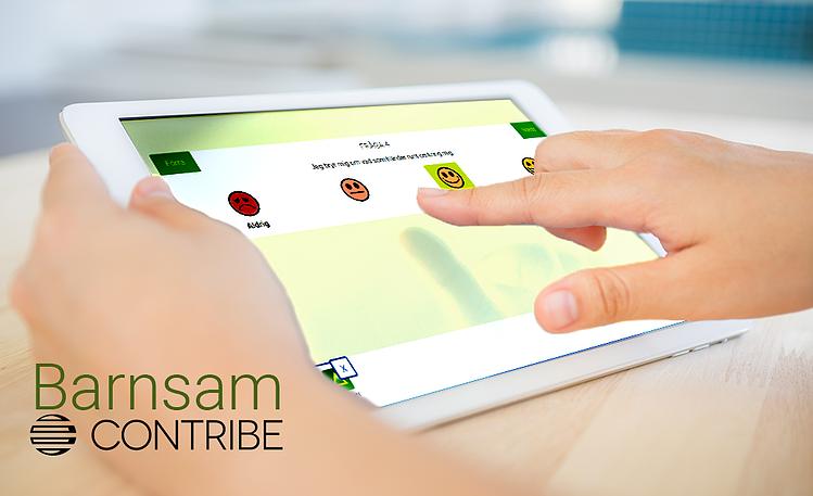 Barnsam - app socialtjänst