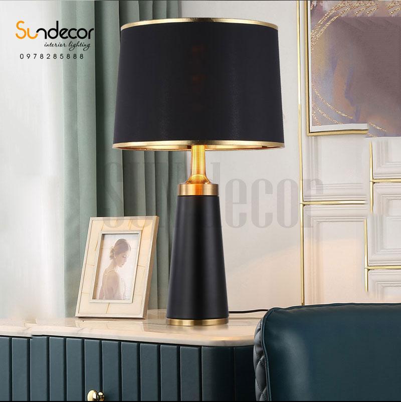 Đèn Bàn Led Trang Trí Phòng Ngủ - GP238DB-B