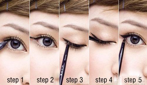 Các mẹo trang điểm mắt thật đẹp và đơn giản