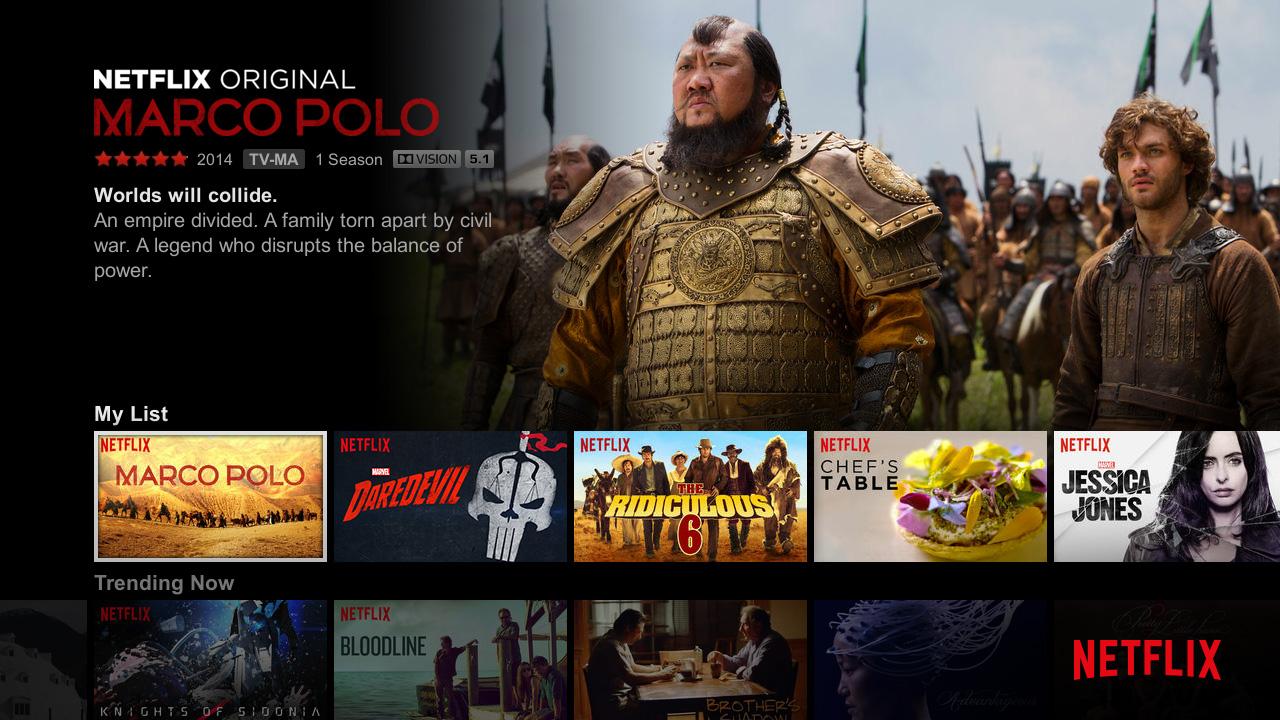 Netflix Updates HDR Programming List   Netflix News 1
