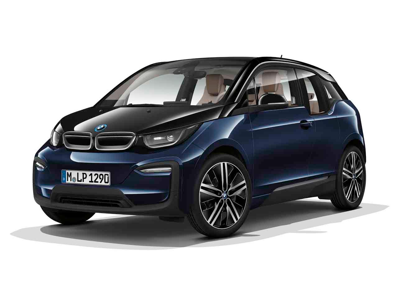 citadine électrique BMW i3