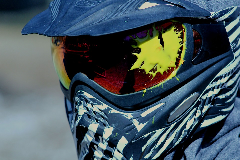 5 Best Paintball Masks Of 2019: Reviews & Full-Combat Guide 2