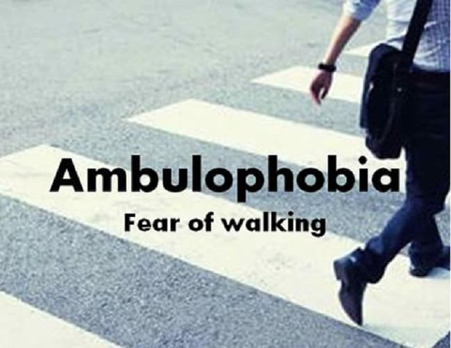 What is Ambulophobia? (An Overview)
