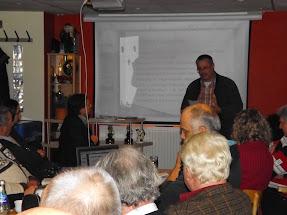 Tantows Bürgermeister beim Vortrag (Bild ASC)