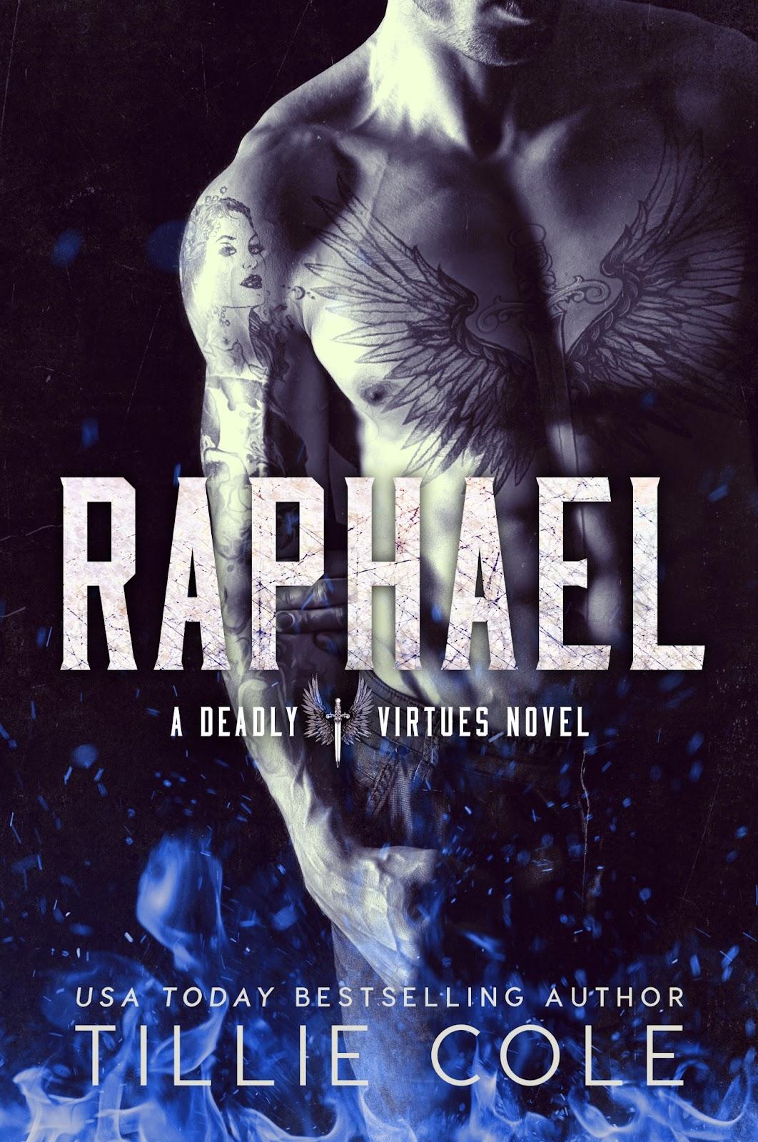 Cover Reveal   Raphael by Tillie Cole