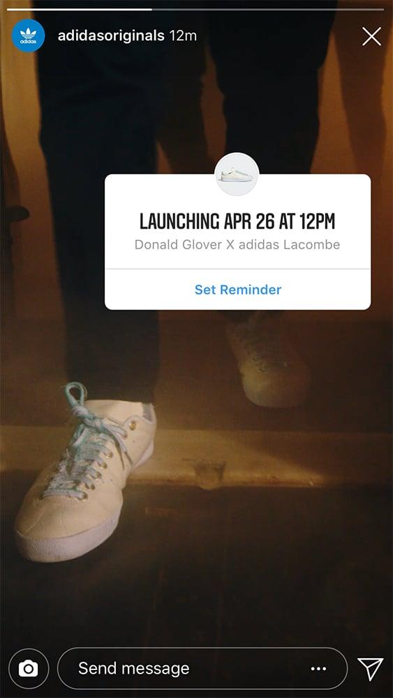 Adidas Originals revela el lanzamiento de un nuevo producto