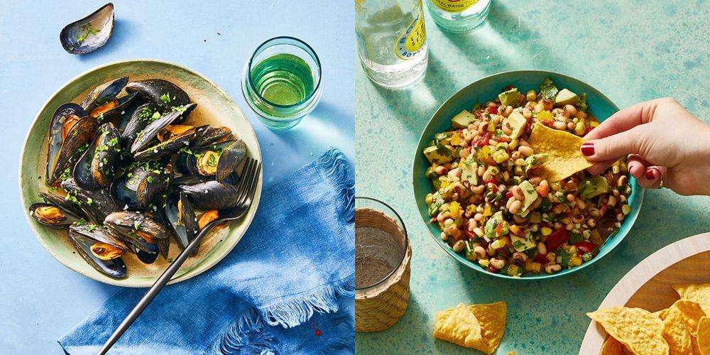 Choose a healthy appetizer