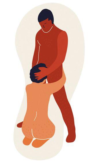 elevator sex position