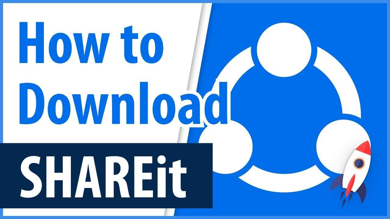 SHAREit: Connect & Transfer - See How to Download the App