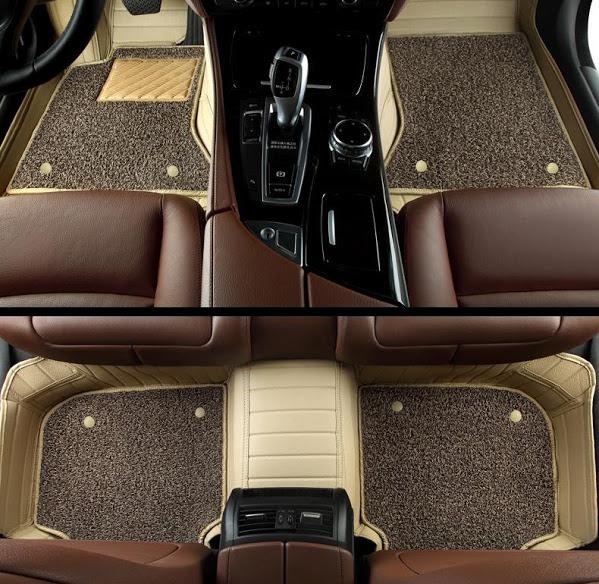 Nhược điểm khi sử dụng thảm trải sàn 3d cho xe ô tô