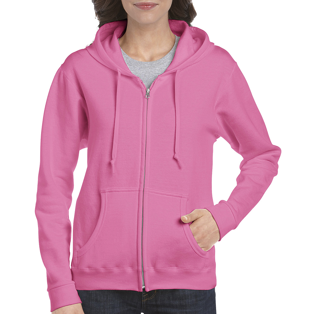 Women Full Zip Hoodies