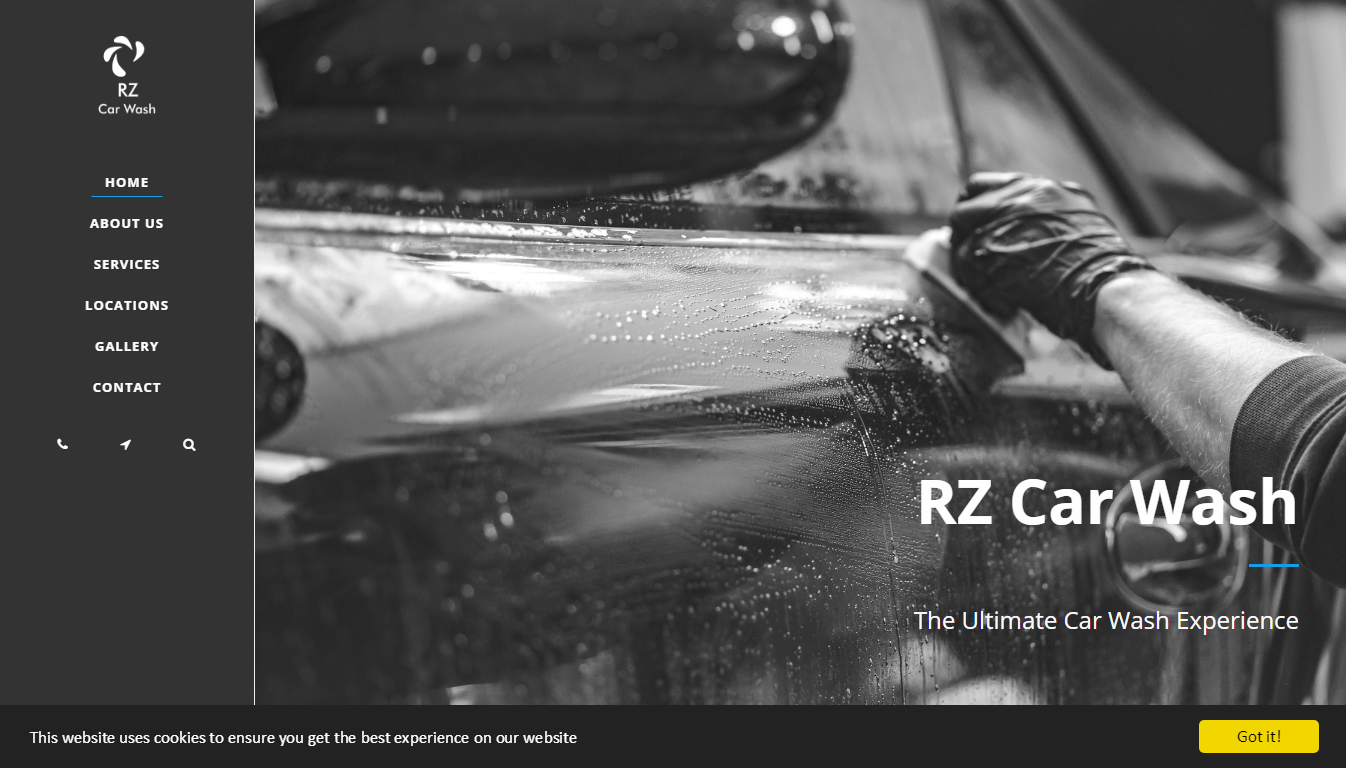 RZ Car Wash - The Ultimate Car Wash Experience