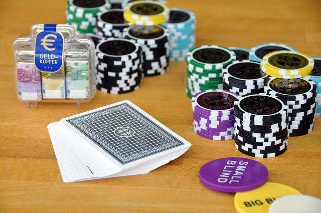 Play, Card Game, Poker, Poker Chips, Chips, Cards