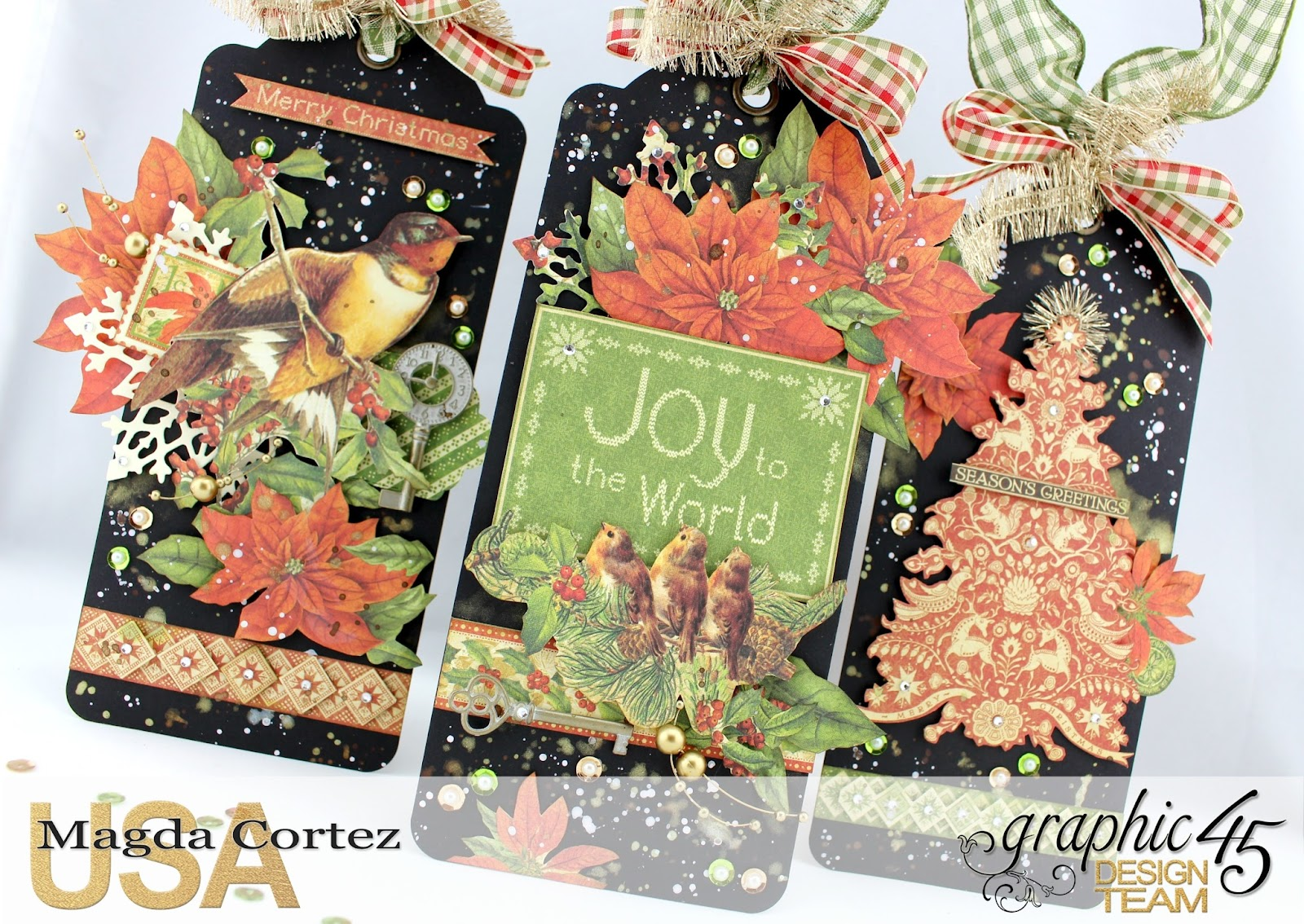 Joy Set of Tags, Winter Wonderland, By Magda Cortez, Product by Graphic 45, Photo 02 of 09.jpg