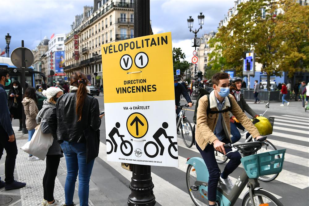 Como o exemplo de Paris pode ajudar as cidades mais inclusivas em todo o mundo? (Fonte: Shutterstock/Oliverouge 3/Reprodução)