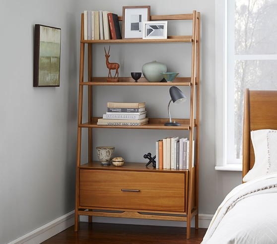 Mid Century Bookshelf