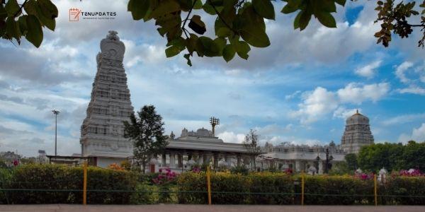 Tirupati - Most Famous Tourist Places in India