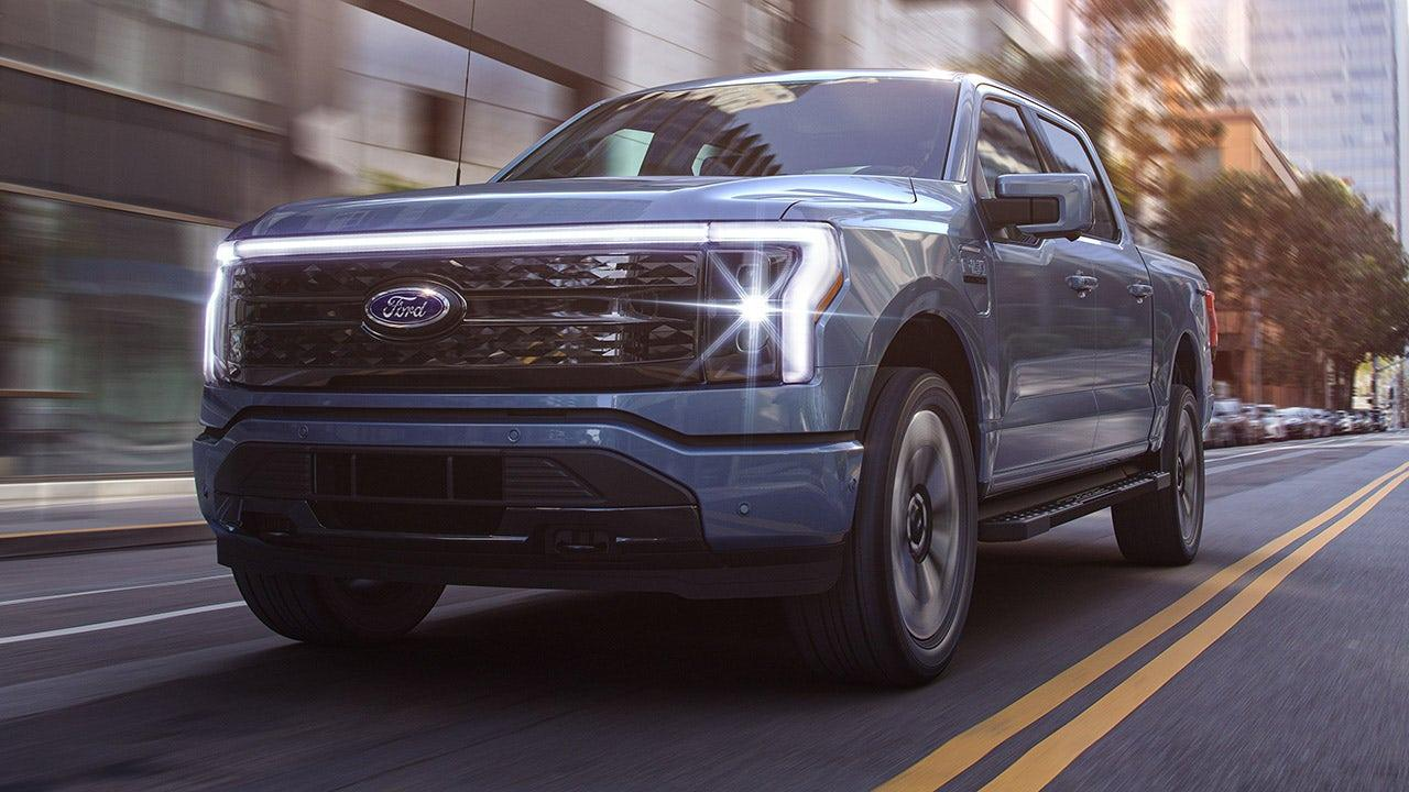 Ford's F-150 electric truck sales hit 70,000: CEO Jim Farley - FREE AMERICA NETWORK