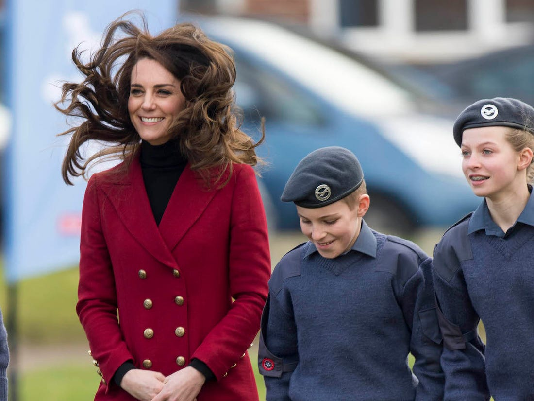 See This Detail About the Outfit That Kate Middleton Wore to a Royal Engagement, Which Sparked Rumors