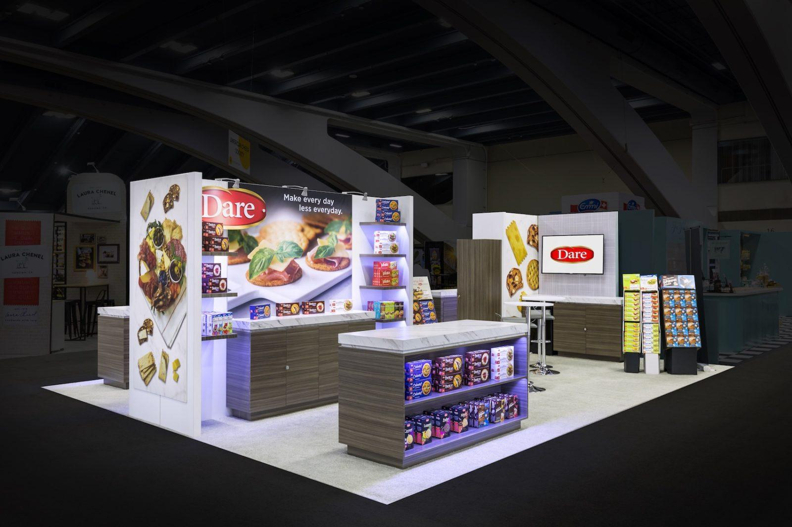 Our All-Time Favorite Custom Trade Show Exhibits - Exhibits Northwest