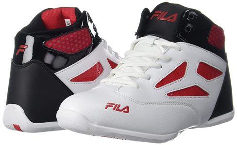 Fila Men's Rim Loop Ii Best Basketball Shoe